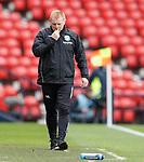 Neil Lennon dejection