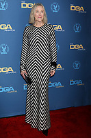 LOS ANGELES - FEB 2:  Catherine O'Hara at the 2019 Directors Guild of America Awards at the Dolby Ballroom on February 2, 2019 in Los Angeles, CA