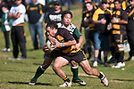 Counties Manukau Premier Reserve Club Rugby final game between Bombay & Manurewa played at Growers No 2 field Pukekohe on Saturday August 8th 2009..Manurewa won 17 - 12.