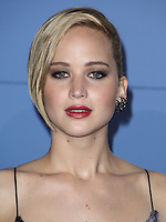 "NEW YORK CITY, NY, USA - MAY 10: Jennifer Lawrence at the World Premiere Of Twentieth Century Fox's ""X-Men: Days Of Future Past"" held at the Jacob Javits Center on May 10, 2014 in New York City, New York, United States. (Photo by Jeffery Duran/Celebrity Monitor)"