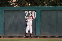 Stanford, CA, May 1, 2016<br /> Stanford Women's Softball vs. UC Berkeley at the Boyd & Jill Smith Family Stadium. Stanford lost 11-5.