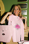 """Kassie DePaiva hold up Diva shirt - Diva Items for sale - The Divas of Daytime TV (three great soap stars, two great ABC soaps and one great show) - """"A Great Night of Music and Comedy"""" on November 7, 2008 at the Mishler Theatre, Altoona, PA with meet and greet, autographs and photo ops. Portion of proceeds to benefit Altoona Mirror Season of Sharing. Mid-Life Productions Inc in association with Creative Entertainment presents this great show. (Photo by Sue Coflin/Max Photos)"""