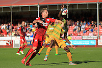 Crawley Town vs Yeovil Town 19-09-15