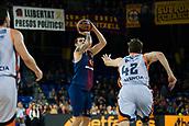 2017 Euroleague Basketball FC Barcelona Lassa v Valencia Basket Club Nov 17th