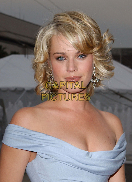 REBECCA ROMIJN-STAMOS.A The Placido Domingo & Friends Concert and Gala held at The Dorothy Chandler Pavilion in downtown L.A..headshot, portrait, off the shoulder.www.capitalpictures.com.sales@capitalpictures.com.©Capital Pictures