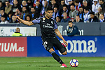 Carlos Henrique Casemiro of Real Madrid during the match of  La Liga between Club Deportivo Leganes and Real Madrid at Butarque Stadium  in Leganes, Spain. April 05, 2017. (ALTERPHOTOS / Rodrigo Jimenez)
