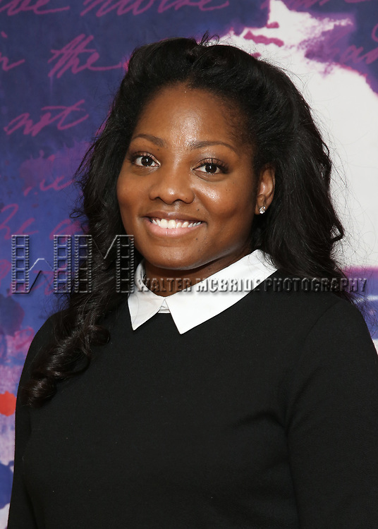 Krysty Swann attends the Meet & Greet the cast of 'Mary Shelley's Frankenstein' at the Shelter Studios on December 14, 2017 in New York City.