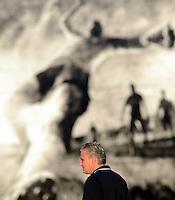 SÃO PAULO,SP, 05 julho 2013 Tite durante treino do Corinthians no CT Joaquim Grava na zona leste de Sao Paulo, onde o time se prepara  para para enfrenta o Bahia pelo campeonato brasileiro . FOTO ALAN MORICI - BRAZIL FOTO PRESS
