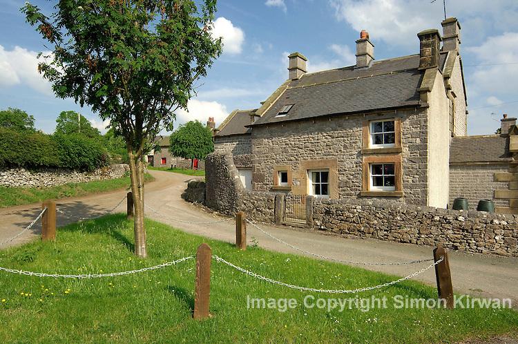 Landscapes & Villages of the English Peak District