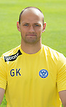 St Johnstone FC 2013-14<br /> Graham Kirk, Sports Scientist<br /> Picture by Graeme Hart.<br /> Copyright Perthshire Picture Agency<br /> Tel: 01738 623350  Mobile: 07990 594431