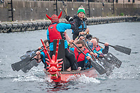 The Confucius Institute: Dragon Boat Race 2017