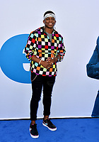 "LOS ANGELES, USA. April 08, 2019: Jimmie Allen at the premiere of ""Little"" at the Regency Village Theatre.<br /> Picture: Paul Smith/Featureflash"