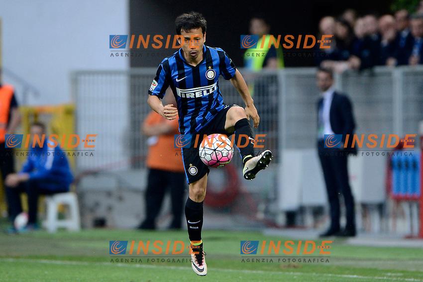 Yuto Nagatomo Inter<br /> Milano 7-05-2016 Stadio Giuseppe Meazza - Football Calcio Serie A Inter - Empoli. Foto Giuseppe Celeste / Insidefoto