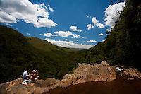Rio Acima_MG, Brasil...Natureza no Condominio Tangara no municipio de Rio Acima. Na foto, turistas...The nature in Tangara condominium in Rio Acima. In this photo, tourists...Foto: LEO DRUMOND /  NITRO