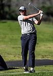 Shaun Campbell during the Autex Muriwai Open, Muriwai Golf Club, Auckland, Saturday 30 April 2016. Photo: Simon Watts/www.bwmedia.co.nz