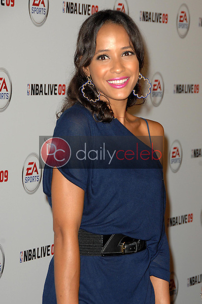 Dania Ramirez<br />at the Launch Party for NBA Live 09. Beso, Hollywood, CA. 09-26-08<br />Dave Edwards/DailyCeleb.com 818-249-4998