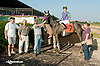 Off Chance winning at Delaware Park on 9/11/13
