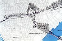 Paul Rudolph:  City Corridor, Proposed Development.  Peter Wolf, THE EVOLVING CITY, 1974.