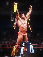 Ultimate Warrior (James Brian Hellwig)<br /> 1995<br /> Photo By John Barrett/CelebrityArchaeology.com<br /> <br /> http://CelebrityArchaeology.com