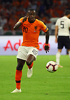 Quincy Promes (Niederlande) - 13.10.2018: Niederlande vs. Deutschland, 3. Spieltag UEFA Nations League, Johann Cruijff Arena Amsterdam, DISCLAIMER: DFB regulations prohibit any use of photographs as image sequences and/or quasi-video.