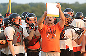 Gravette High School football 8/9/17