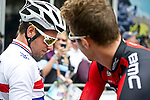 2016 Tour of Britain<br /> Stage 2, Carlisle to Kendal<br /> 5 September 2016<br /> Adam Blythe, Great Britain