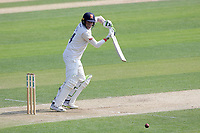 Peter Siddle in batting action for Essex during Essex CCC vs Nottinghamshire CCC, Specsavers County Championship Division 1 Cricket at The Cloudfm County Ground on 15th May 2019