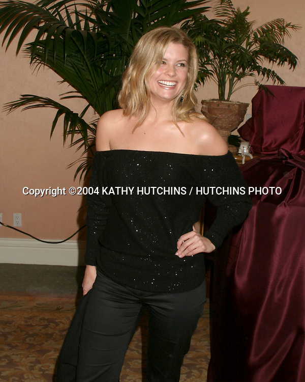 "©2004 KATHY HUTCHINS / HUTCHINS PHOTO.""IN STYLE"" AND ""A DIAMOND IS FOREVER"".HOST A LUNCHEON .BEVERLY HILLS, CA .JANUARY 21, 2004..JOANNA GARCIA..."