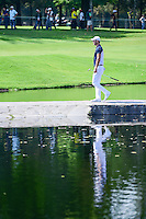 Martin Kaymer (GER) walks across the bridge on 6 during round 2 of the World Golf Championships, Mexico, Club De Golf Chapultepec, Mexico City, Mexico. 3/3/2017.<br />