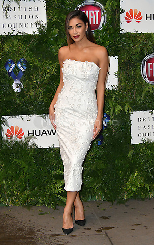 Nicole Scherzinger at Charity ball in aid of One For The Boys, a charity raising awareness of male forms of cancer, encouraging men to get checked regularly. Evening celebrates the launch of the 2016 campaign film The Difference, at Victoria and Albert Museum, London, England June 12, 2016.<br /> CAP/JOR<br /> &copy;JOR/Capital Pictures /MediaPunch ***NORTH AND SOUTH AMERICAS ONLY***