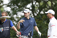 Bernd Wiesberger (AUT) and Haydn Porteous (RSA) during the 2nd round of the SA Open, Randpark Golf Club, Johannesburg, Gauteng, South Africa. 7/12/18<br /> Picture: Golffile | Tyrone Winfield<br /> <br /> <br /> All photo usage must carry mandatory copyright credit (© Golffile | Tyrone Winfield)