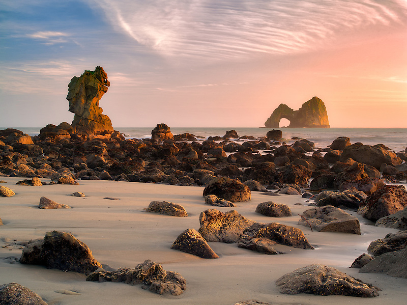 Mack Archat sunset. Oregon