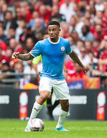 Gabriel Jesus of Manchester City during the FA Community Shield match between Liverpool and Manchester City at Wembley Stadium on August 4th 2019 in London, England. (Photo by John Rainford/phcimages.com)<br /> Foto PHC/Insidefoto <br /> ITALY ONLY