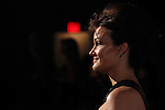 Carla Gugino attending the Roundabout Theatre Company's 2013 Spring Gala at Hammerstein Ballroom in New York City on 3/11/2013