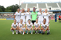 Cary, North Carolina  - Saturday June 16, 2018: North Carolina Courage vs Utah Royals FC at Sahlen's Stadium at WakeMed Soccer Park.