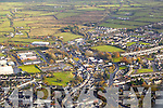 Aerial photos of Newcastlewest County Limerick