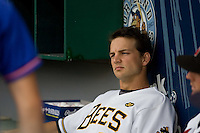 July 13, 2009: Salt Lake City Bees' Terry Evans during the 2009 Triple-A All-Star Game at PGE Park in Portland, Oregon.