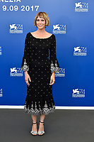 U.S. actress Kristen Wiig attends a photocall of the movie 'Downsizing' at the 74th Venice Film Festival, Venice Lido, August 30, 2017. <br /> UPDATE IMAGES PRESS/Marilla Sicilia<br /> <br /> *** ONLY FRANCE AND GERMANY SALES ***