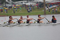 Race: 75  Event: W J14 4x+   Final B <br /> <br /> Junior Inter Regional Regatta 2018<br /> <br /> To purchase this photo, or to see pricing information for Prints and Downloads, click the blue 'Add to Cart' button at the top-right of the page.
