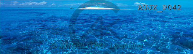Dr. Xiong, LANDSCAPES, panoramic, photos, Upolu Cay, Australia(AUJXP042,#L#)