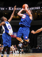 Ryan Arcidiacono at the NBPA Top100 camp at the John Paul Jones Arena Charlottesville, VA. Visit www.nbpatop100.blogspot.com for more photos. (Photo © Andrew Shurtleff)