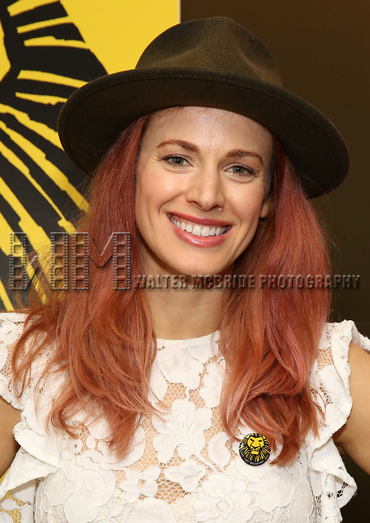 """Teal Wicks attends the Broadway screening of the Motion Picture Release of """"The Lion King"""" at AMC Empire 25 on July 15, 2019 in New York City."""