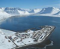 Flateyri 1991, Önundarfjörður / Onundarfjordur