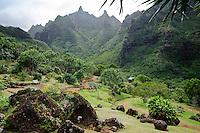 Limahuli Gardens, North Shore, Kaua'i.