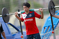 Getafe CF's Gaku Shibasaki during training session. August 1,2017.(ALTERPHOTOS/Acero) /NortePhoto.com