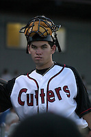 August 25, 2003:  Victor Ramos of the Williamsport Crosscutters during a game at Bowman Field in Williamsport, Pennsylvania.  Photo by:  Mike Janes/Four Seam Images