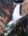 THE GRAND CANYON OF THE YELLOWSTONE RIVER<br /> YELLOWSTONE NATIONAL PARK, WYOMING