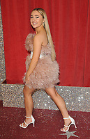 Ruby O'Donnell at the British Soap Awards 2019, The Lowry Theatre, Pier 8, The Quays, Media City, Salford, Manchester, England, UK, on Saturday 01st June 2019.<br /> CAP/CAN<br /> ©CAN/Capital Pictures