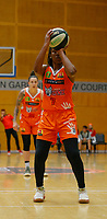 29th November 2019; Bendat Basketball Centre, Perth, Western Australia, Australia; Womens National Basketball League Australia, Perth Lynx versus Southside Flyers; Ariel Atkins of the Perth Lynx takes a free throw - Editorial Use