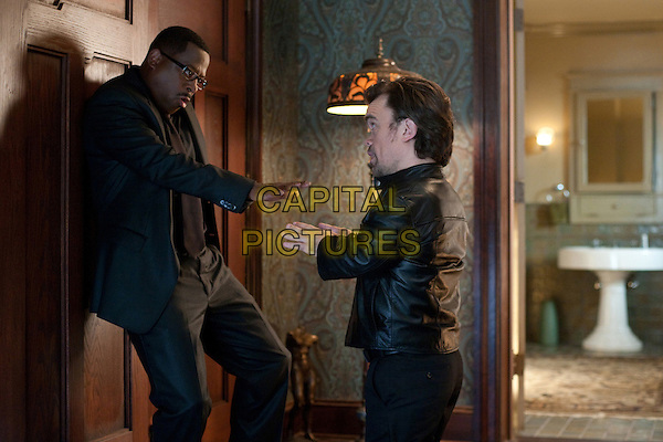 MARTIN LAWRENCE & PETER DINKLAGE .in Death at a Funeral.*Filmstill - Editorial Use Only*.CAP/FB.Supplied by Capital Pictures.